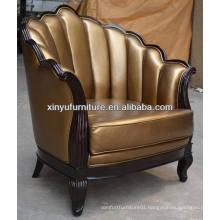 wooden Antique tub armchair (XYN27)