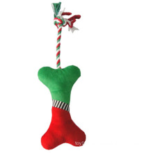 Dog Chew Christmas Bone Toy, Pet Toy