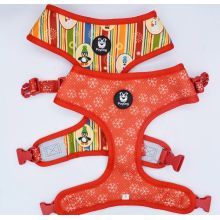 Reversible Dog Cat Harness