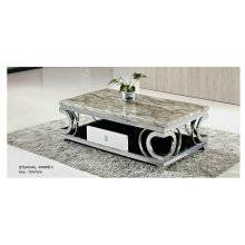 Modern European Marble Coffee Table for Hotel (8009)