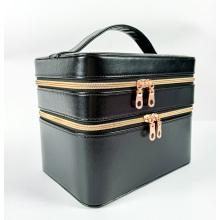 Косметический набор составляют упаковочные коробки с кожей