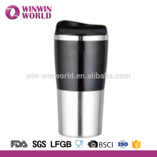High Quality 350ML Double Wall Thermal Stainless Steel Coffee Mug