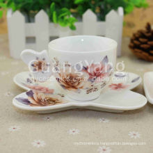 2016 Best Selling Ceramic Peacock Coffee Cup