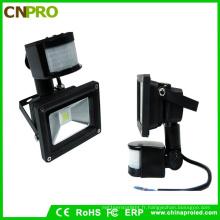 Projecteur LED PIR LED de vente directe d'usine 30W