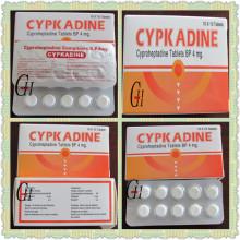 Cyproheptadine Tablets Antihistamines
