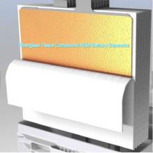 AGM separador de batería compuesto de tejido de fibra de vidrio