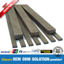 High Density Polished Tungsten Bar/strip
