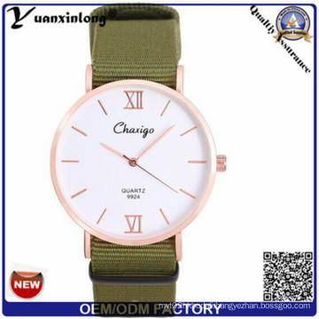 Yxl-304 Whosale Dw Style Real Nylon Strap Modern Watch Men′s Women Ladies Watch OEM/ODM