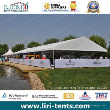 10 × 20м дешево и высокомарочный шатер случая для празднества Хаджи хаджа