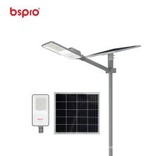 Panel solar bspro alimentado al aire libre integrado