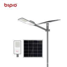 Bspro painel solar alimentado ao ar livre integrado