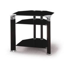 Nuevo diseño moderno aluminio pata TV Stand D23