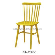 Charakteristischer hölzerner Pfau-Stuhl des festen Holzes für Esszimmer