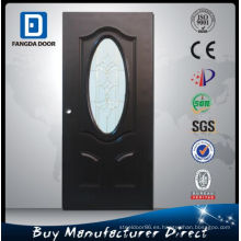 Fangda Steel Glass Noble Door, mejor que la puerta rasante de contrachapado