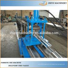 Kundenspezifische Stahlblende Tür Slat Roll Umformmaschine Hersteller