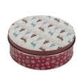 Christmas Cookie Tin Target En Venta Reciclable