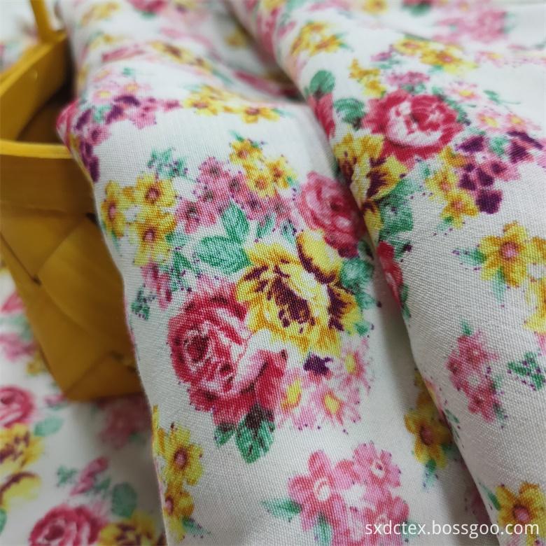 Textured Rayon Fabric