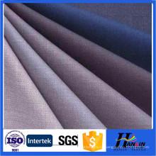 Мягкая рука чувство тканые равнина окрашенные tr шерсть смесь ткани для одежды, костюмы