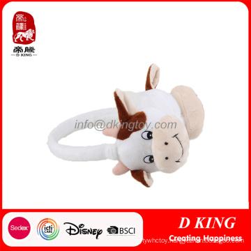 Plush Ear Muffs Stuffed Kids Toy Yangzhou Manufacturer
