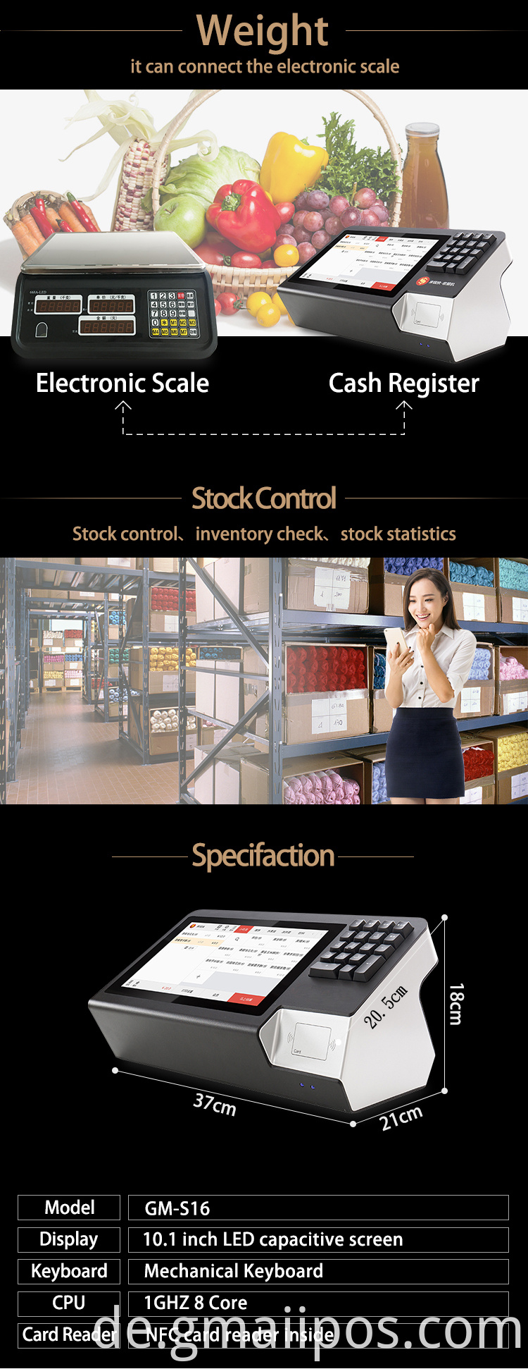 all in one pos systems