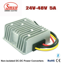 Waterproof DC-DC Power Converter 24V to 48V 5A 240W Converter