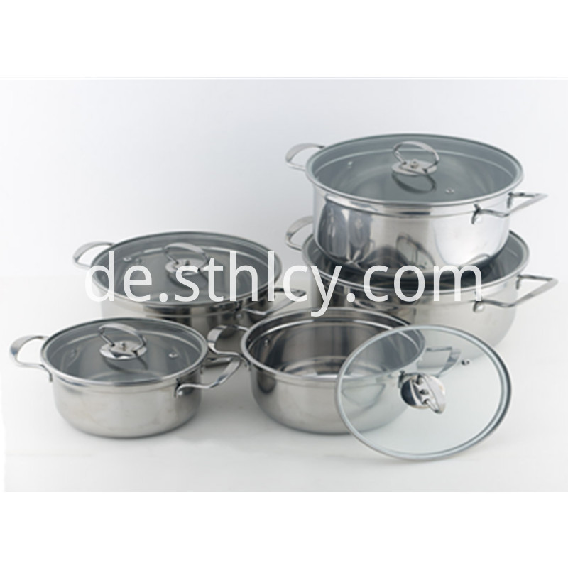 5 Ply Cookware Sets