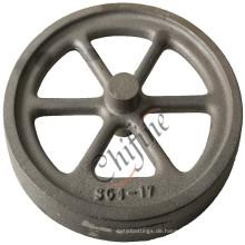 Eisen Sand Casting Fly Wheel für LKW-Teil