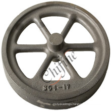 Iron Sand Casting Fly Wheel for Truck Part