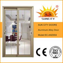 Marco de aluminio Puerta interior Sc-Aad004