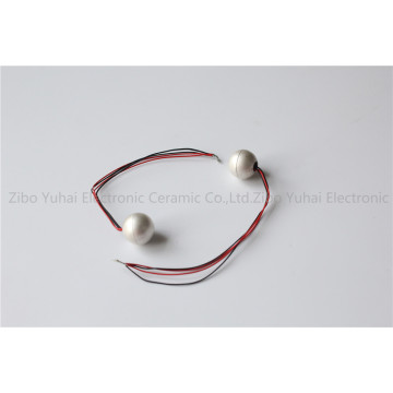 Piezo Ball Sphere Parts voor Hydrofoon OD15