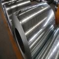 Bobina de acero galvanizado de hoja de techo por inmersión en caliente