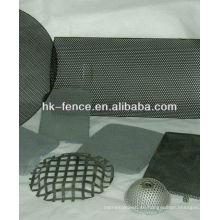 paquete de malla de filtro de acero inoxidable / ampliamente utilizado en la industria del filtro, mina, aire acondicionado