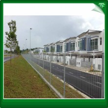 RIGID HDG STEEL BRC FENCE PANELS