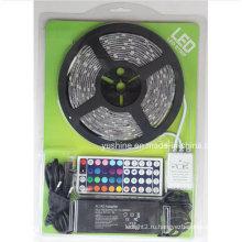 Блистерные комплекты светодиодной ленты 5050 RGB
