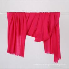 Meilleurs prix personnalisé foulards châles china écharpe
