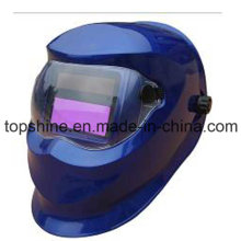 Profesional de la máquina de seguridad de cara completa PP estándar de soldadura máscara industrial