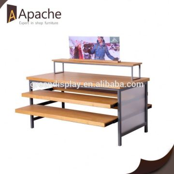 On-time delivery welding cardboard body wash display stand