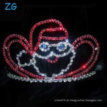Coroa de Papai Noel Coroa de Natal Coroa de Menino