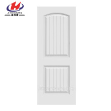 باب JHK-S04 Smooth Groove White Primer Door