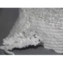 Fita de fibra cerâmica CFST reforçado com fio de aço