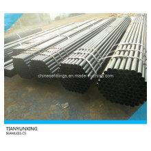 Tubos sin costura de acero al carbono DIN17175 St35.8 para caldera