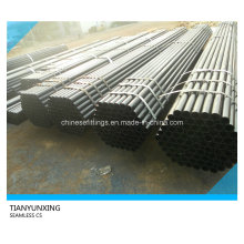 DIN17175 St35.8 Carbon Steel Seamless Tubes for Boiler