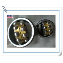 Rolamento de esferas deAlinhamento da fileira dobro, gaiola de alta qualidade, de bronze