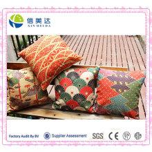 Japanese Style Cotton Sofa Cushion/Pillow