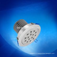 Zhongshan Mini 150w Downlights LED pour décoration de maison led plafonniers