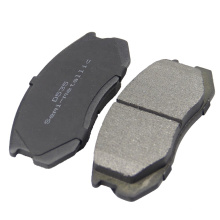 D535 china brake factory sales low dust car disc brake pads for mirage hatchback MITSUBISHI