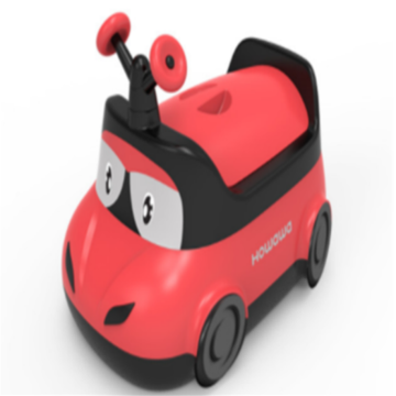 Forma segura do carro Formador infantil potty própria Design