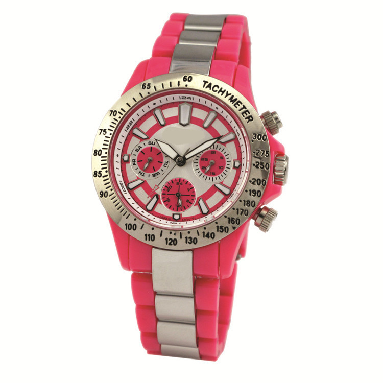 2018 newest fashionful sport silcone watch