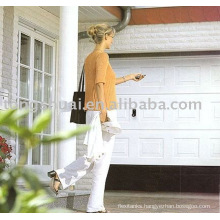 remote control overhead sliding garage door