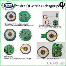 Shenzhen Factory Ce FCC Chargeur sans fil certifié RoHS PCBA Acceptez Custom